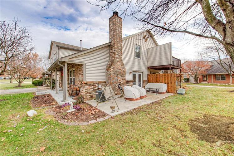 7533 CASTLETON FARMS W Drive #119 Indianapolis, IN 46256   MLS 21682292   photo 27