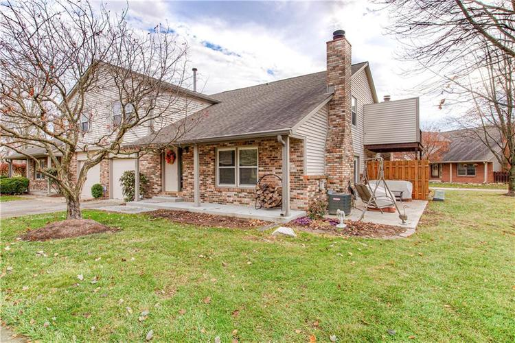 7533 CASTLETON FARMS W Drive #119 Indianapolis, IN 46256   MLS 21682292   photo 28