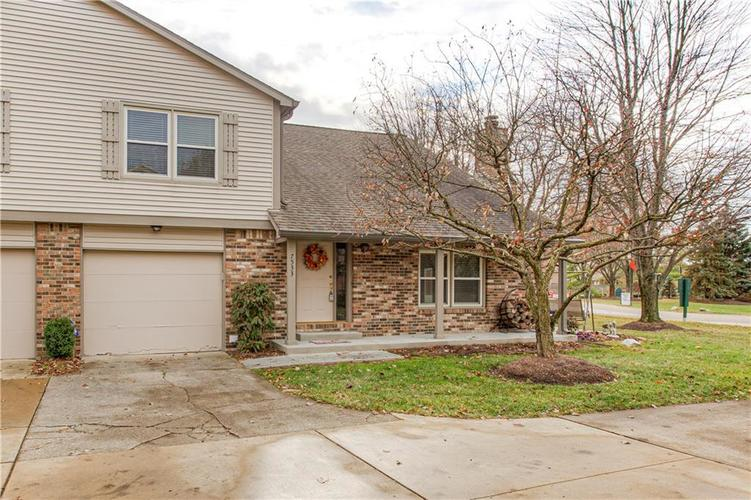 7533 CASTLETON FARMS W Drive #119 Indianapolis, IN 46256   MLS 21682292   photo 31