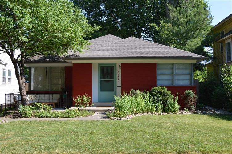 5756 Lowell Avenue Indianapolis IN 46219 | MLS 21682324 | photo 1
