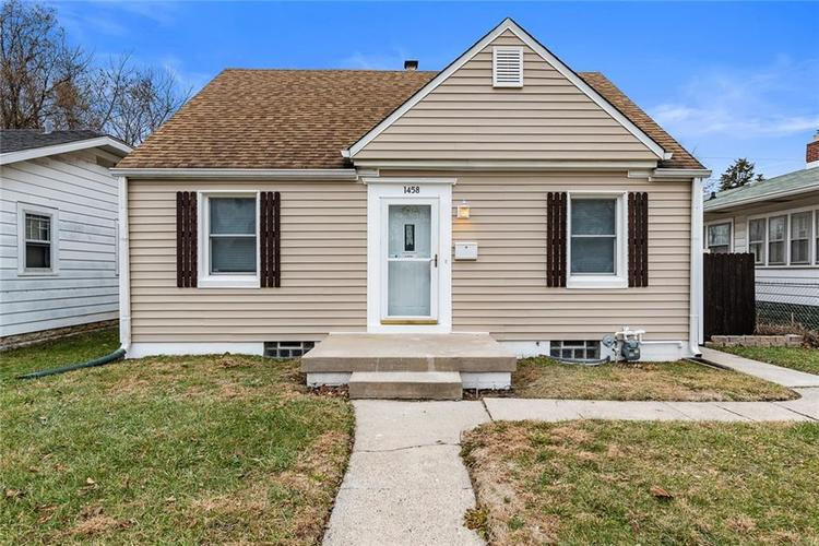 1458 N Euclid Avenue Indianapolis IN 46201 | MLS 21683364 | photo 1