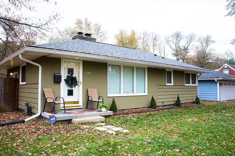 1161 E 56TH Street Indianapolis, IN 46220 | MLS 21683407 | photo 1