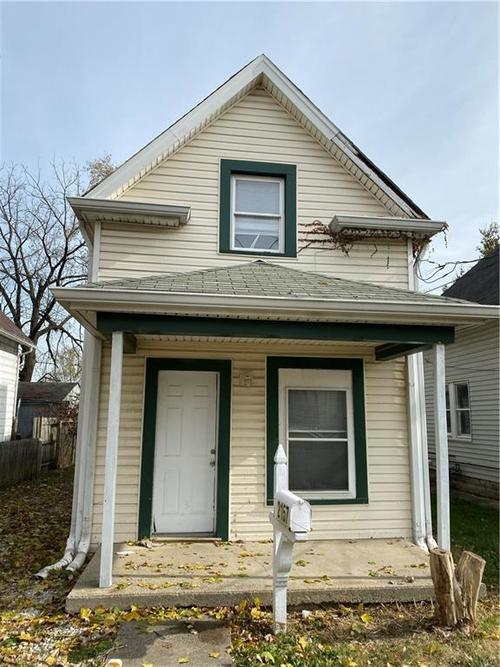 2157 Ransdell Street Indianapolis, IN 46225 | MLS 21683417 | photo 2