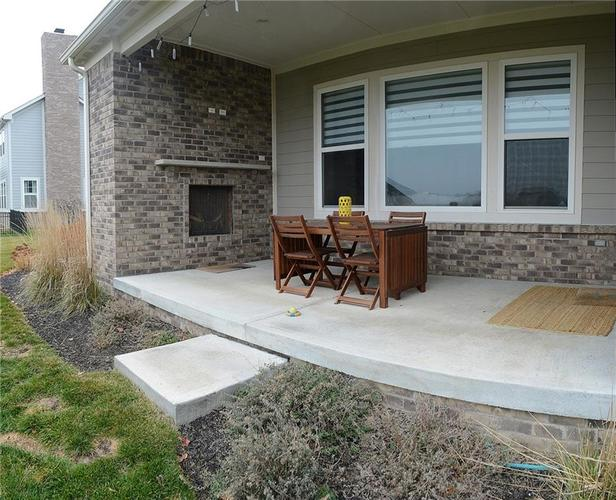 16311 Hunting Meadow Drive Fortville, IN 46040   MLS 21683419   photo 41