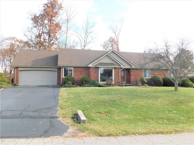 712 S Christy Road Greensburg, IN 47240   MLS 21683512   photo 1