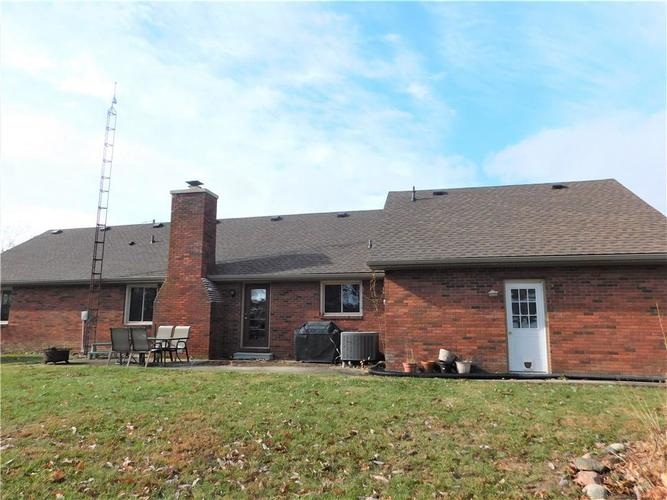 712 S Christy Road Greensburg, IN 47240   MLS 21683512   photo 2