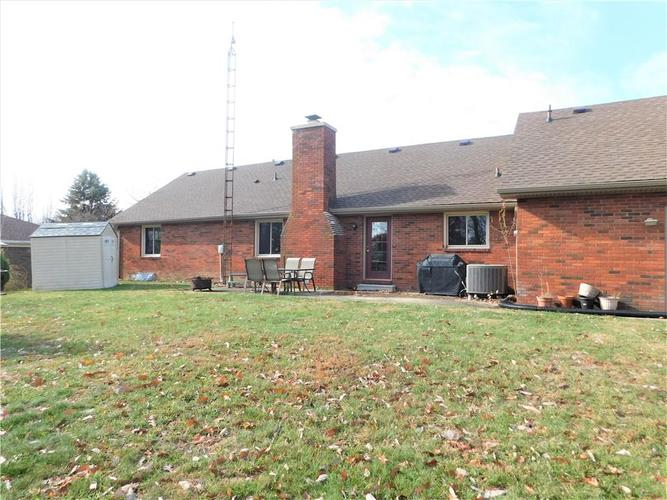 712 S Christy Road Greensburg, IN 47240   MLS 21683512   photo 3