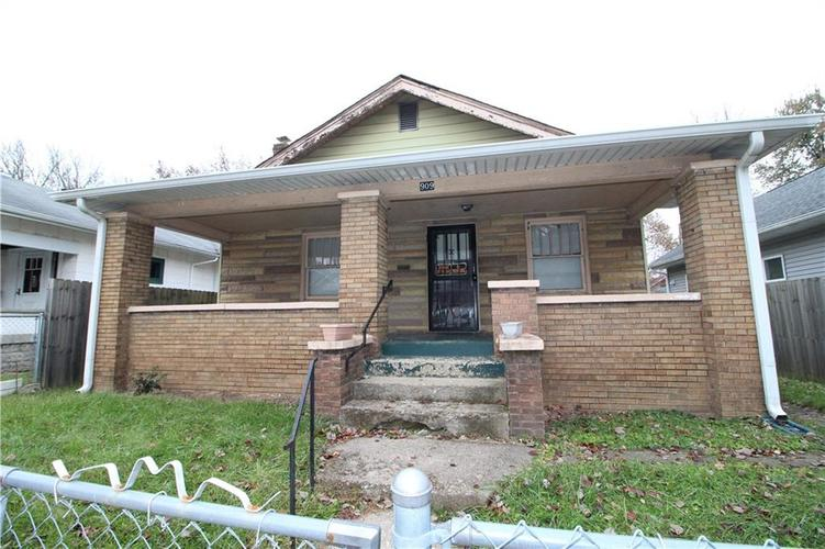 909 N Gray Street Indianapolis, IN 46201 | MLS 21683550 | photo 1