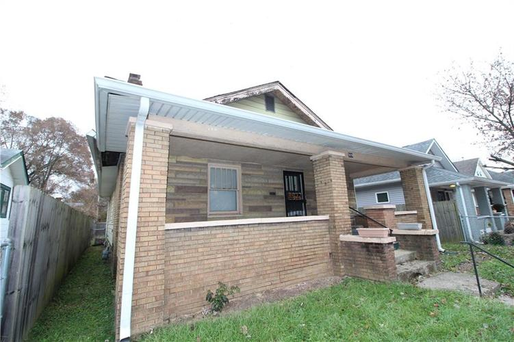 909 N Gray Street Indianapolis, IN 46201 | MLS 21683550 | photo 2