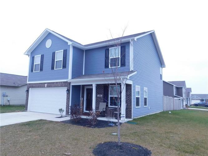184  Thistle  Wood Drive Greenfield, IN 46140 | MLS 21683562