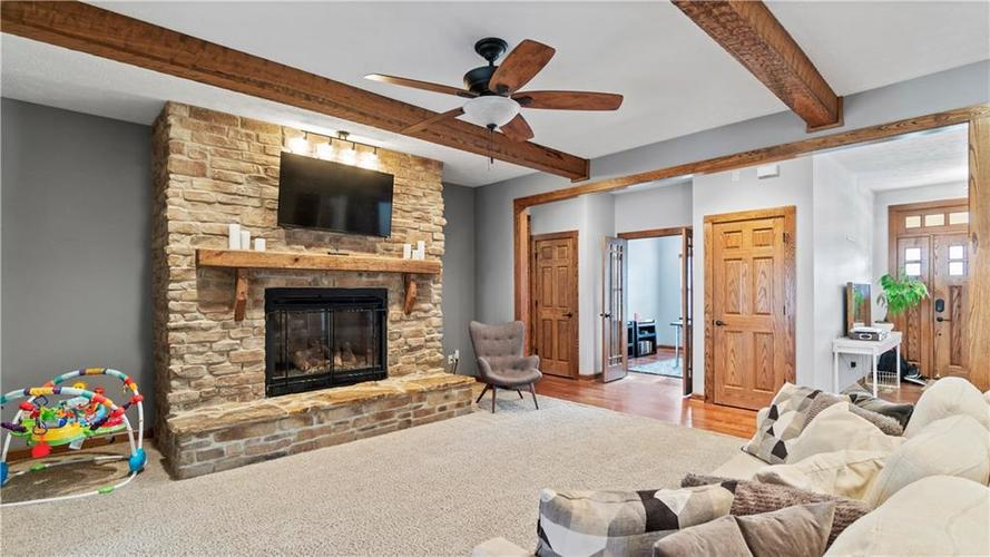 12958 FAWNS DELL Place Fishers, IN 46038 | MLS 21683597 | photo 5