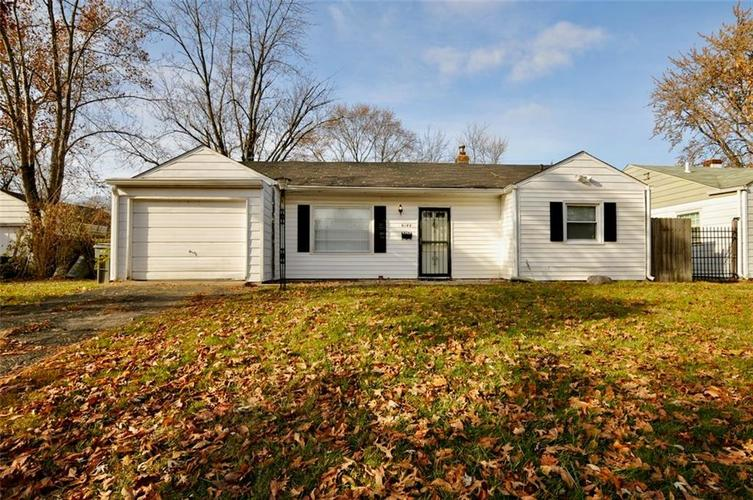 6144 E Windsor Drive Indianapolis, IN 46219 | MLS 21683667