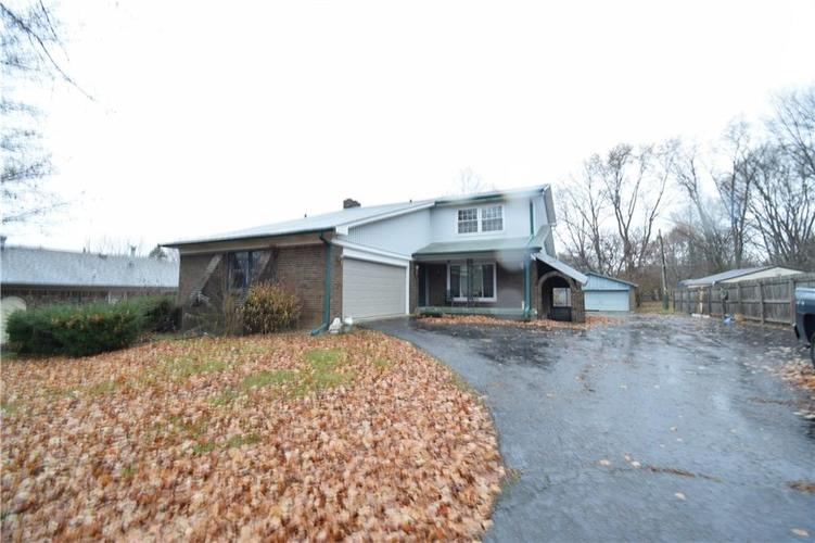 6616 E 10th Street Indianapolis, IN 46219 | MLS 21683774