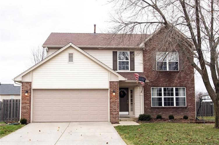 12540 Geist Cove Drive Indianapolis, IN 46236 | MLS 21683851 | photo 1