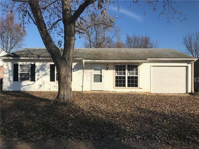 5249  Straw Hat Drive Indianapolis, IN 46237 | MLS 21683854