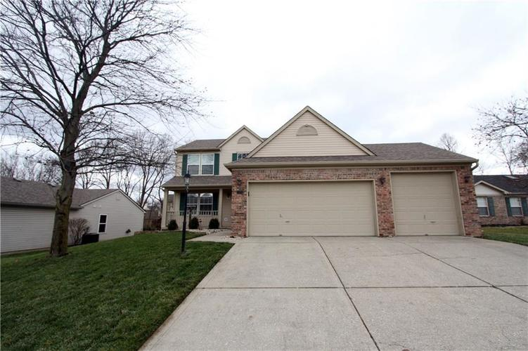 3946 Bing Court Indianapolis, IN 46237   MLS 21683916   photo 1