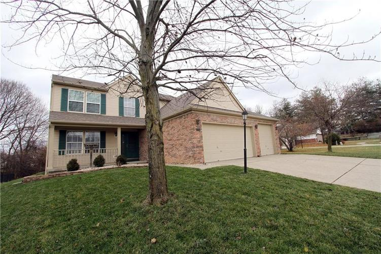 3946 Bing Court Indianapolis, IN 46237   MLS 21683916   photo 2