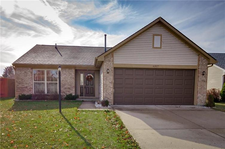 6327 Bryce Canyon Drive Indianapolis, IN 46237 | MLS 21683964 | photo 1