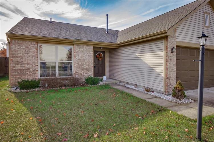 6327 Bryce Canyon Drive Indianapolis, IN 46237 | MLS 21683964 | photo 18