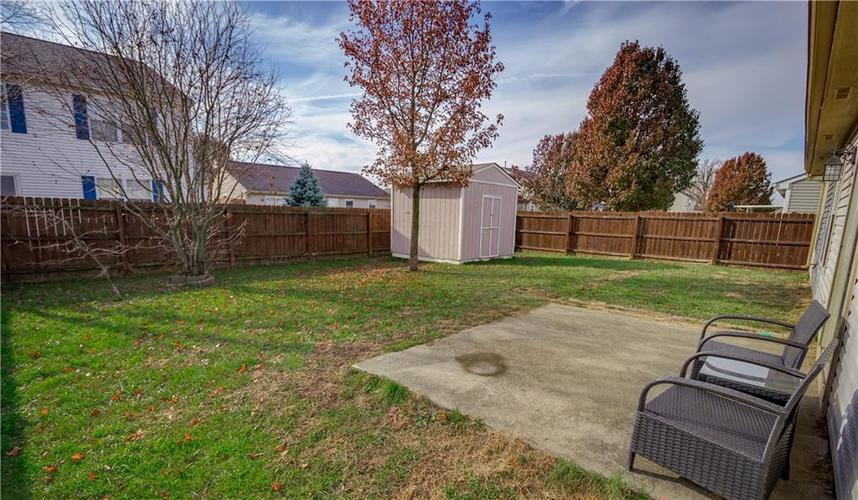 6327 Bryce Canyon Drive Indianapolis, IN 46237 | MLS 21683964 | photo 24