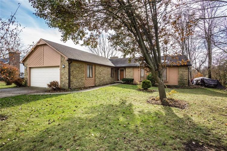 5431 Indian Cove Road Indianapolis IN 46268 | MLS 21684007 | photo 1