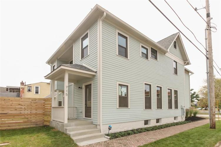 715 E 17th Street Indianapolis, IN 46202 | MLS 21684013 | photo 1
