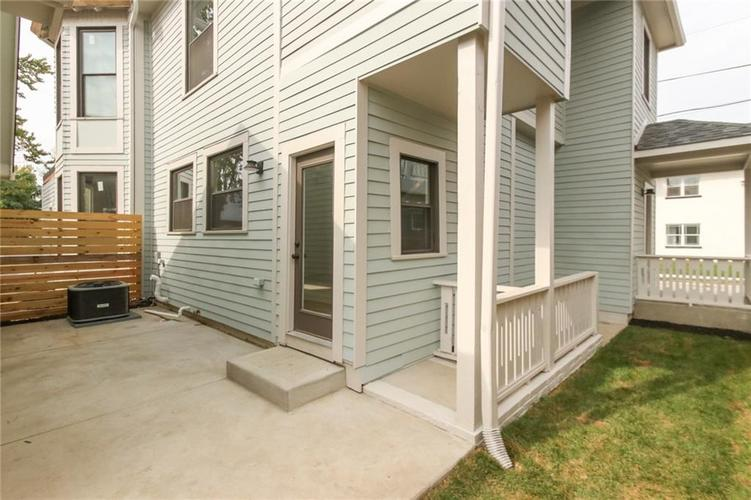 715 E 17th Street Indianapolis, IN 46202 | MLS 21684013 | photo 29