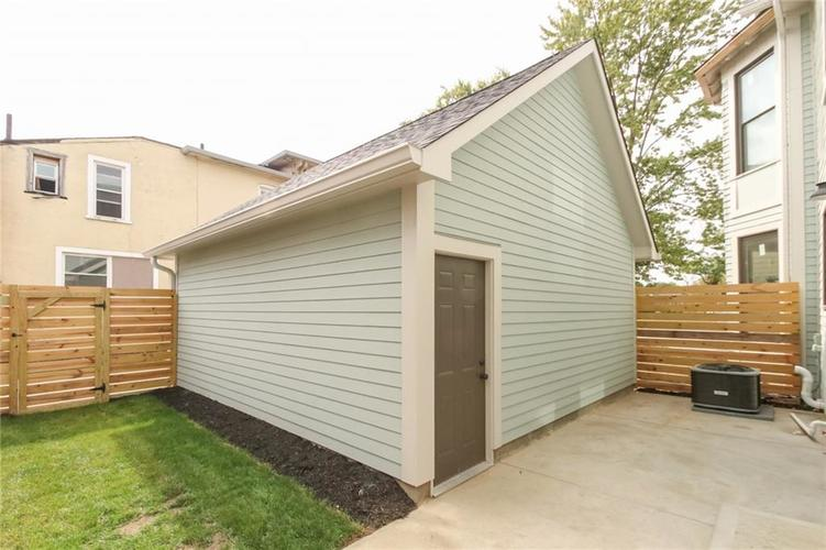 715 E 17th Street Indianapolis, IN 46202 | MLS 21684013 | photo 30