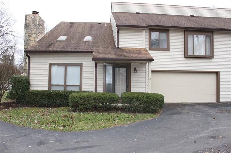 2493 Hideaway North Drive Indianapolis, IN 46268 | MLS 21684089 | photo 1