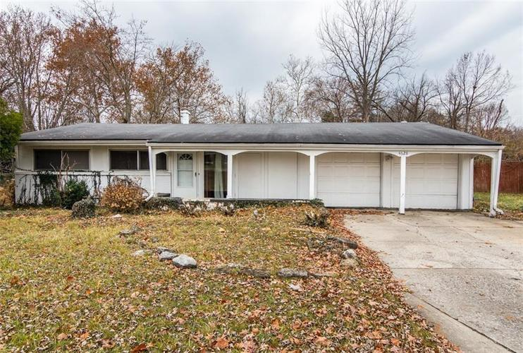4628 N Bolton Avenue Indianapolis, IN 46226 | MLS 21684153 | photo 1