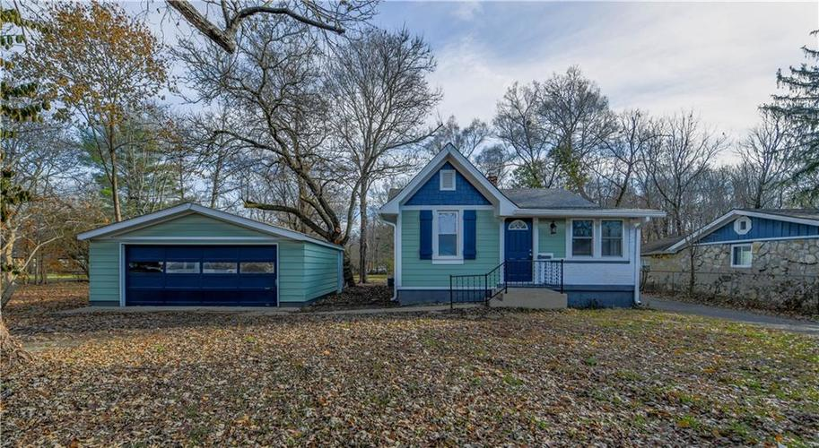 5373 Sunset Avenue Indianapolis, IN 46208 | MLS 21684172 | photo 2
