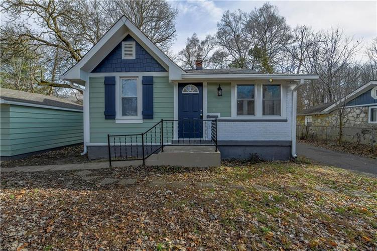 5373 Sunset Avenue Indianapolis, IN 46208 | MLS 21684172 | photo 4
