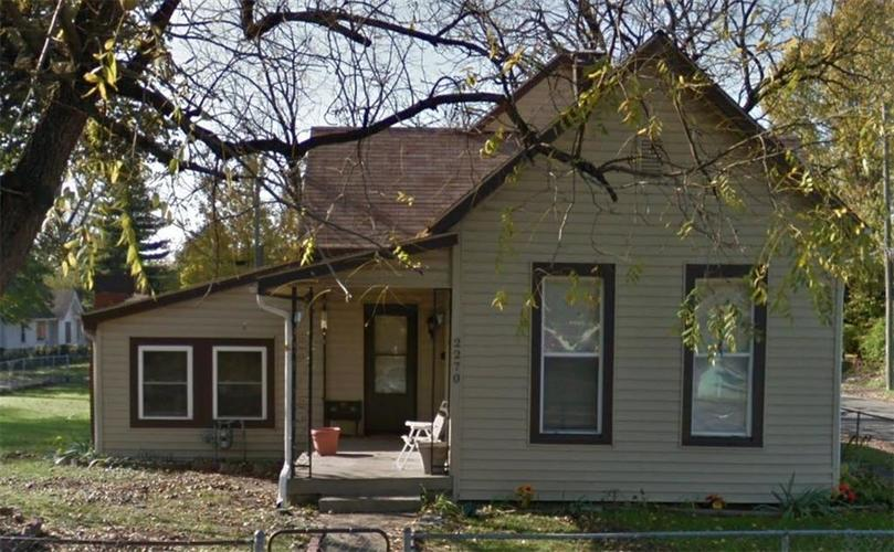 2270 N Dearborn Street Indianapolis IN 46218   MLS 21684173   photo 1