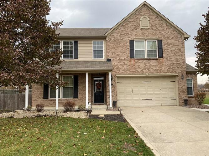 8520  Blair Castle Court Indianapolis, IN 46259 | MLS 21684213