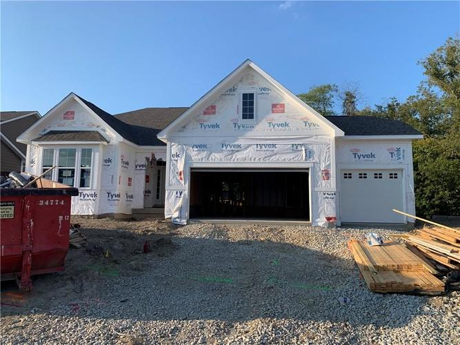 16574 Stableview Drive Fortville, IN 46040   MLS 21684238   photo 1