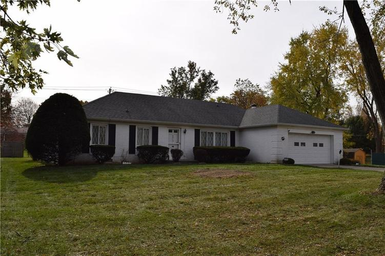 6815 W 10th Street Indianapolis, IN 46214 | MLS 21684242