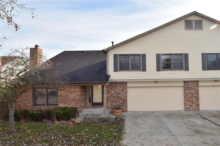 8522  Chapel Pines Drive Indianapolis, IN 46234 | MLS 21684258
