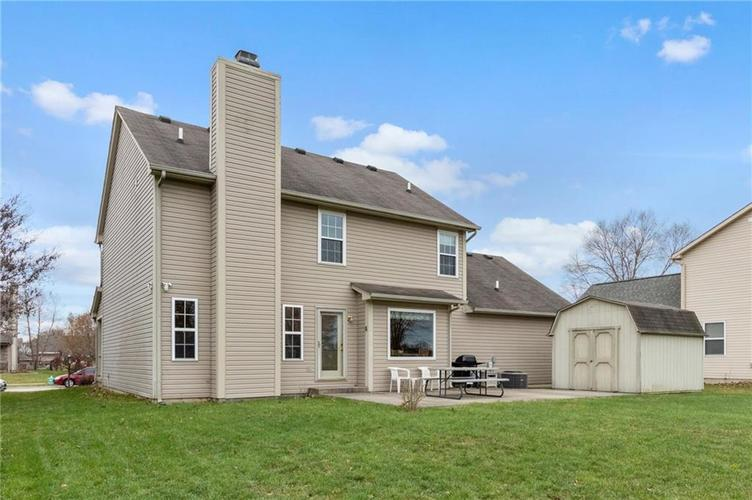 7448 Giroud Drive Indianapolis, IN 46259 | MLS 21684268 | photo 18
