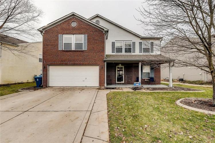 9035 Stones Bluff Lane Camby, IN 46113   MLS 21684296   photo 1