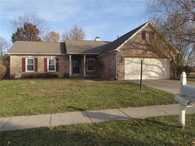 7427 Bancaster Drive Indianapolis, IN 46268 | MLS 21684381 | photo 1
