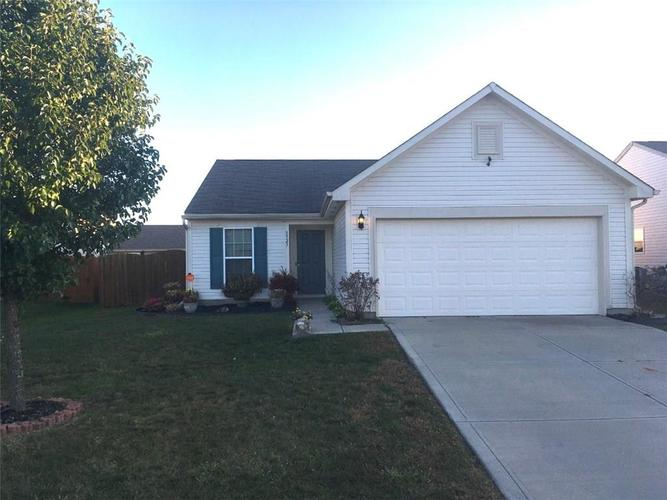 8523 Gold Rush Way Camby, IN 46113   MLS 21684409   photo 1