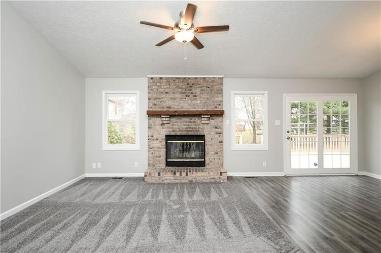 6008 McClellan Court Indianapolis, IN 46254   MLS 21684417   photo 14