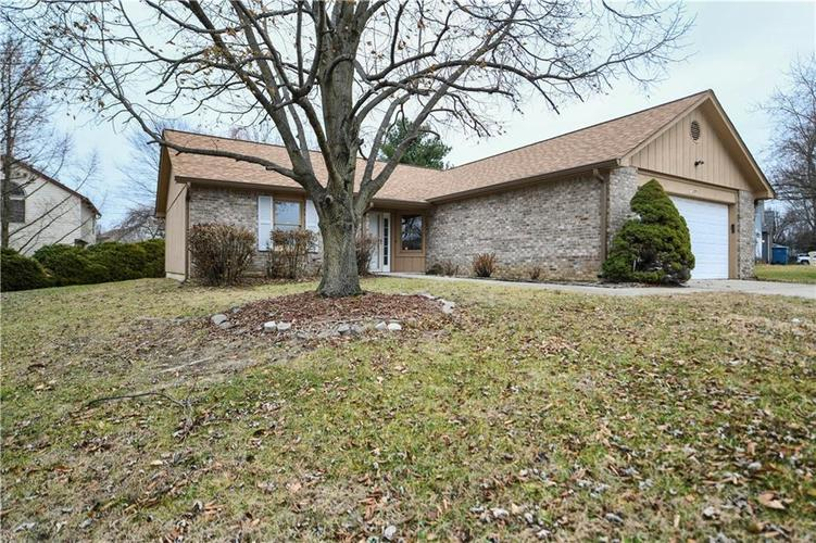 6008 McClellan Court Indianapolis, IN 46254   MLS 21684417   photo 28
