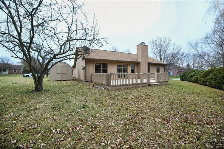 6008 McClellan Court Indianapolis, IN 46254   MLS 21684417   photo 4