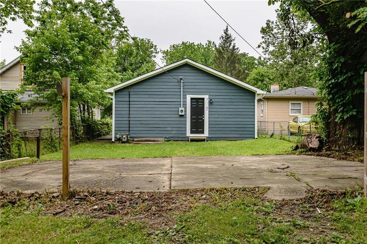 1611 CRUFT Street Indianapolis, IN 46203   MLS 21684426   photo 23