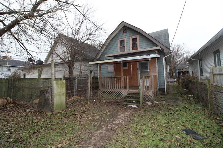 433 N Dearborn Street Indianapolis, IN 46201 | MLS 21684457 | photo 2