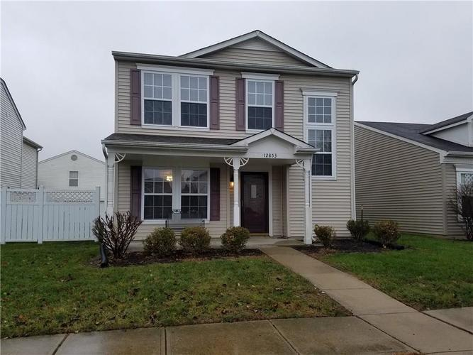 12853  Courage Crossing Fishers, IN 46037 | MLS 21684458