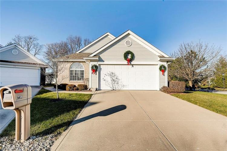 740 Farley Drive Indianapolis, IN 46214 | MLS 21684524 | photo 2