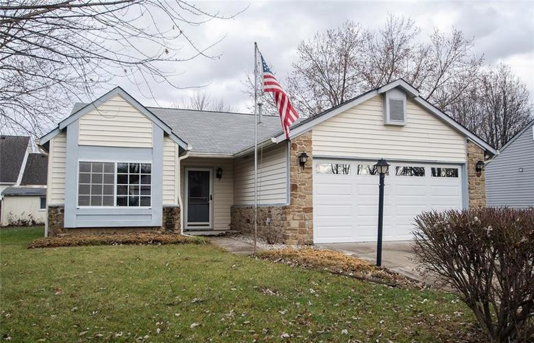 758 Westridge South Drive Noblesville, IN 46062 | MLS 21684535 | photo 1