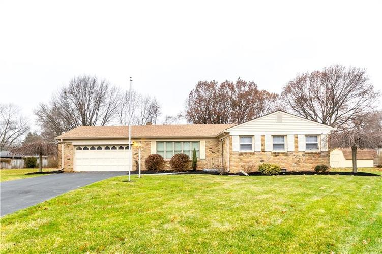 7140  Camelot Court Indianapolis, IN 46214 | MLS 21684542